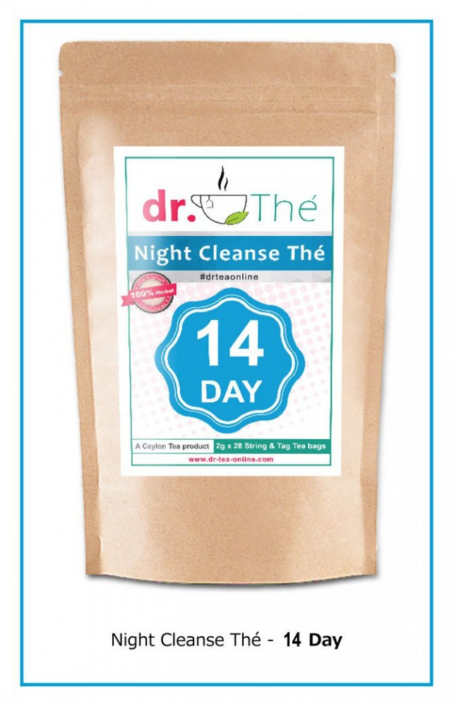 Herbal Night Cleanse Tea 14 day