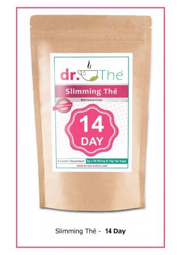 Herbal Slimming Tea 14 Day Program