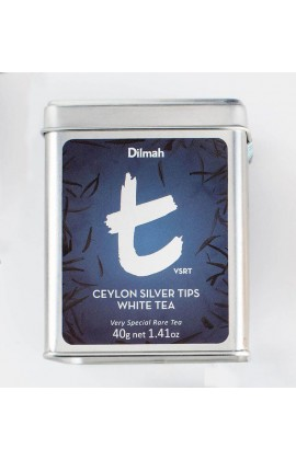 Dilmah White Tea Ceylon Silver Tips Luxury 16 Tea Bags