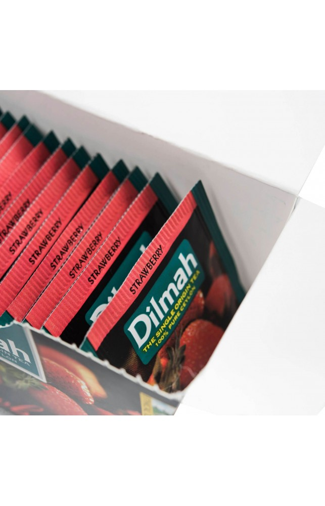 Dilmah Strawberry flavoured  tea