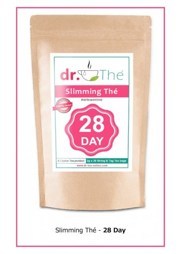 Herbal Slimming Tea 28 Day Program