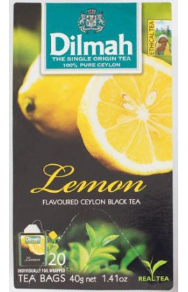 Dilmah Lemon flavoured  tea