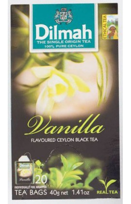 Dilmah Vanilla flavoured  tea
