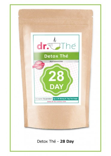 Herbal Detox Tea 28 Day Program